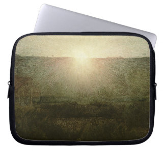 The Sun (Rising Sun) 1904 (oil on canvas) Laptop Sleeve