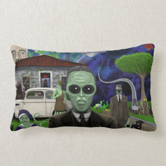 """The Sun Setting on a Drowning Man"" Dream Pillow"
