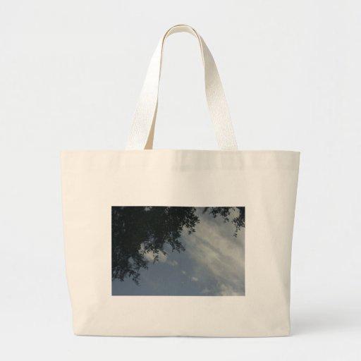 The Sun Shines Through Large Tote Bag