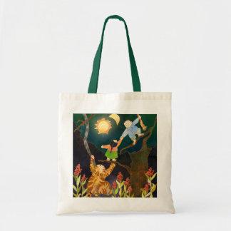 The Sun & The Moon: Korean Folk Tale Tote Bag