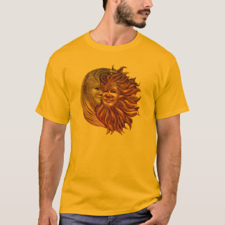 The Sun, The Moon, The Kiss T-Shirt