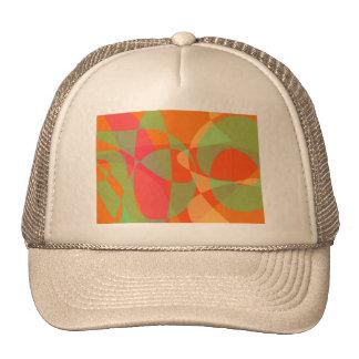 The Sun through the Orange Leaves Hat