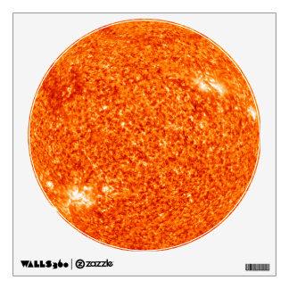 The Sun Wall Decal