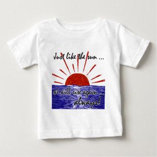 The Sun Will Always Rise Again! (Japan) #2 Tshirt