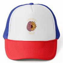 The Sun Will Rise Mental Health Awareness Trucker Hat