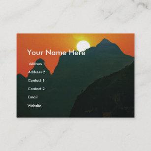 High resolution business cards templates zazzle the sun will shine again tomorrow business card colourmoves