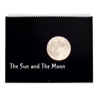 The Sun y el calendario 1 de la luna