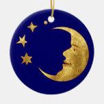 The Sun y la luna Ornamentos De Reyes Magos