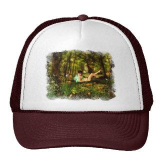 The Sunbathing Faery Hat