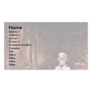 The Sunday Hunting By Spitzweg Carl Business Card Template