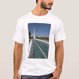 The Sundial Bridge at Turtle Bay T-Shirt
