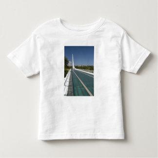 The Sundial Bridge at Turtle Bay Toddler T-shirt