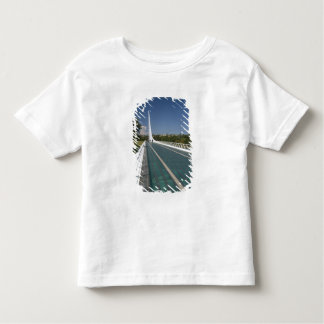 The Sundial Bridge at Turtle Bay Toddler T-shirt