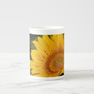 The Sunflower and its meaning Tea Cup