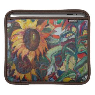 The Sunflower Garden iPad Sleeve