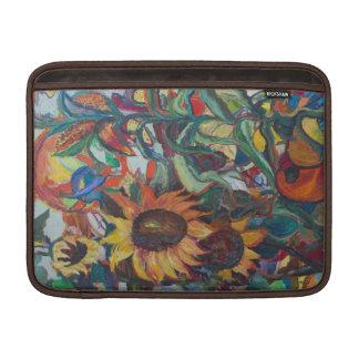 The Sunflower Garden MacBook Air Sleeve