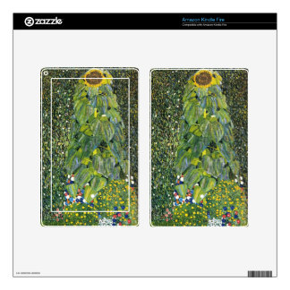 The Sunflower Kindle Fire Decals