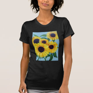"""""""The Sunflowers"""" Art by Anne Tees"""
