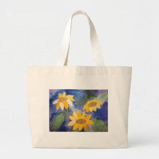 The Sunflowers Canvas Bag