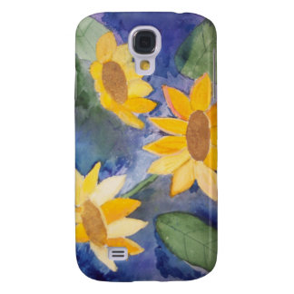 The Sunflowers Galaxy S4 Case