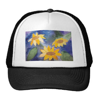 The Sunflowers Hat