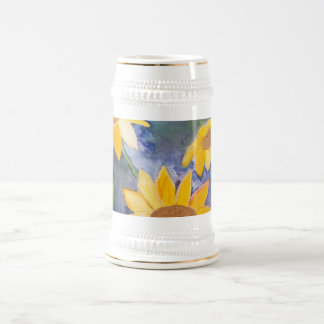 The Sunflowers Coffee Mugs