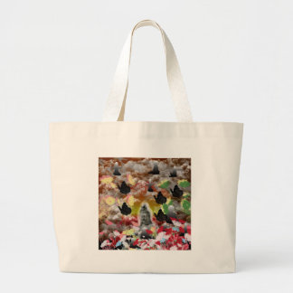 The sunrise it is sly the country jumbo tote bag