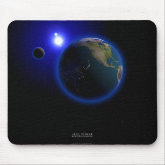 The Suns Cooling Mouse Pad
