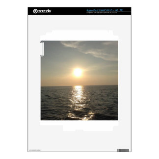 The Sunset at Bantayan Island in the Philippines Skins For iPad 3