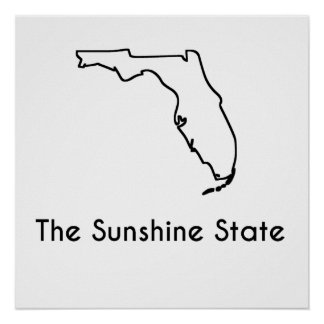 The Sunshine State Poster