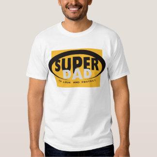 The super dad t-shirt