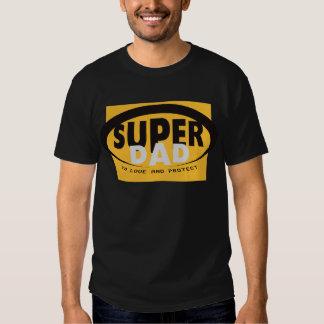 The super dad t shirt