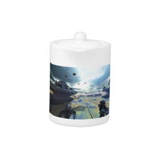 the super disk teapot