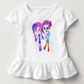 The super girlfriend! toddler t-shirt