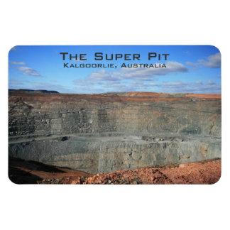 The Super Pit, Kalgoorlie, Australia - Magnet