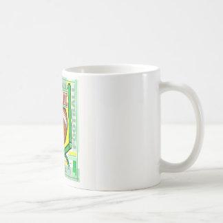 The super sport,... football. mug