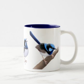 The Superb Fairy Wren Mug