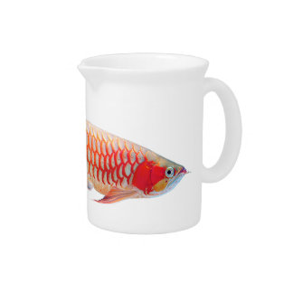 """The superior product 2 """"of Super Red Arowana"""" Pitcher"""