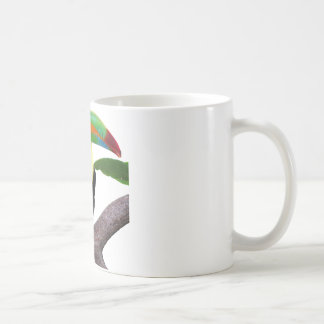 "The superior product ""of Keel-billed Toucan"" Coffee Mug"