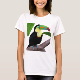 """The superior product """"of Keel-billed Toucan"""" T-Shirt"""