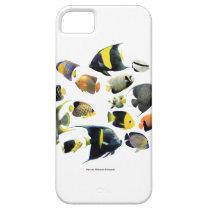 The superior product of Marine angelfish iPhone SE/5/5s Case