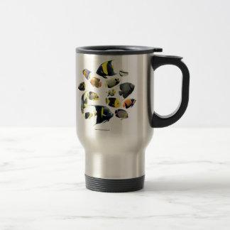 The superior product of Marine angelfish Travel Mug