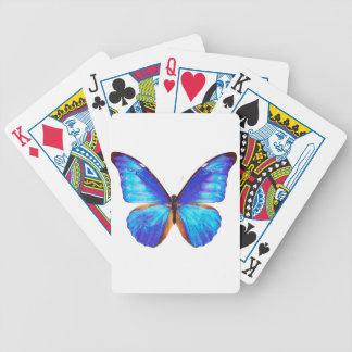 """The superior product """"of Morpho"""" Bicycle Playing Cards"""