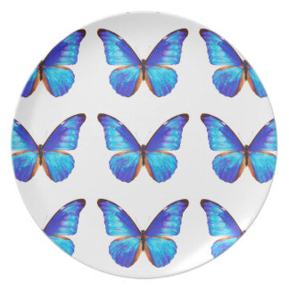 """The superior product """"of Morpho"""" Dinner Plate"""