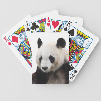 """The superior product """"of Panda"""" Bicycle Playing Cards"""