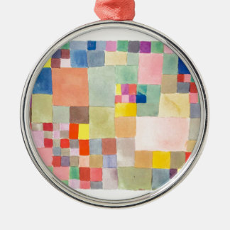 "The superior product ""of Paul Klee"" Metal Ornament"