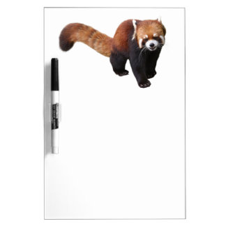 """The superior product """"of Red Panda"""" Dry Erase Board"""