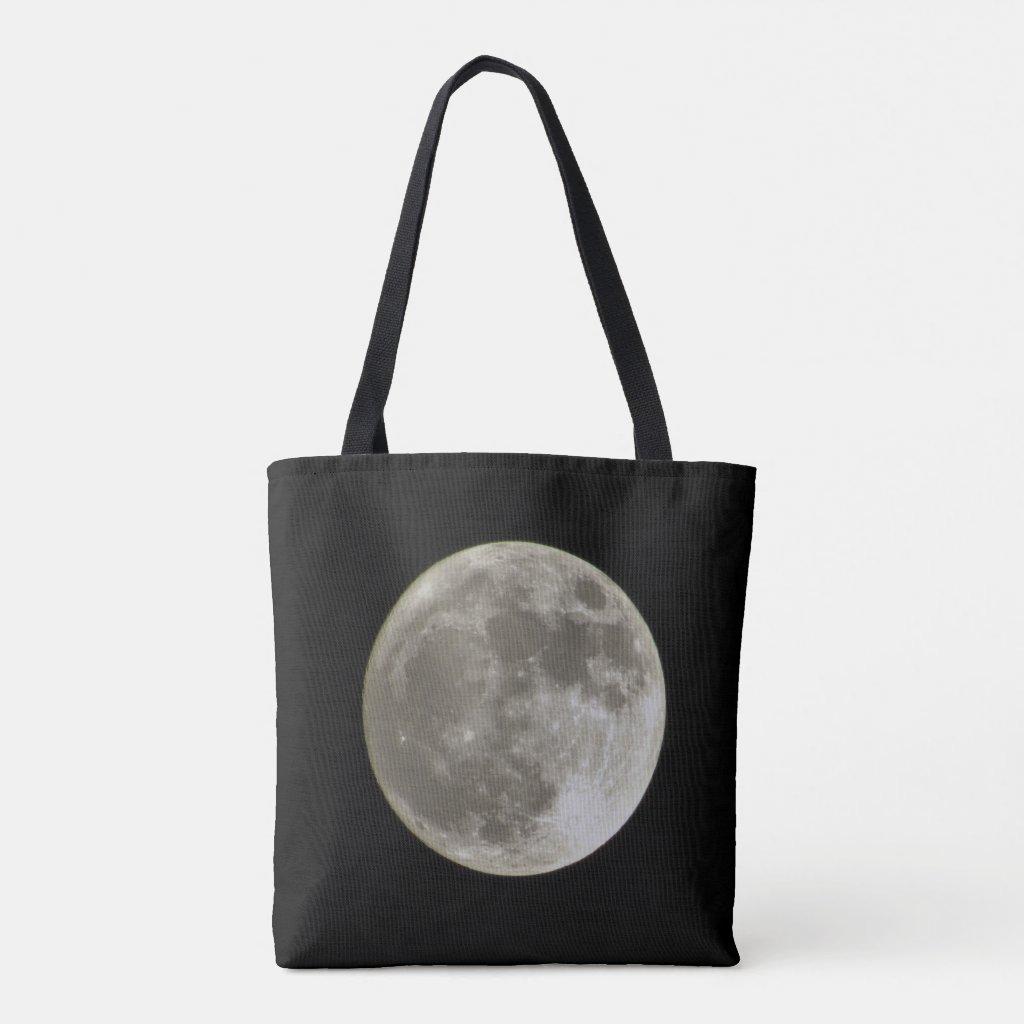 The Supermoon Shopping Bag