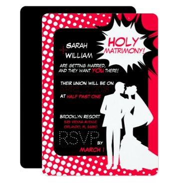 LoveChic The superpowers of matrimony! card