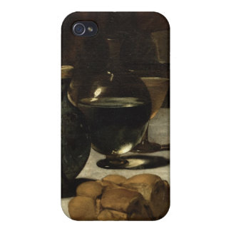 The Supper at Emmaus, 1601 Cover For iPhone 4